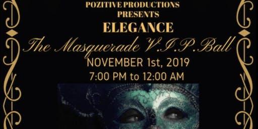Elegance, The Masquerade V.I.P. Ball