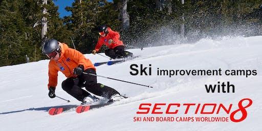 Ski improvement camp