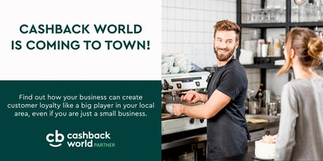 Cashback World is coming to the Macarthur Region! tickets