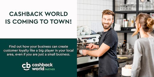 Cashback World is coming to the Macarthur Region!