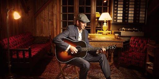 The Steve Strongman Acoustic Blues Sessions