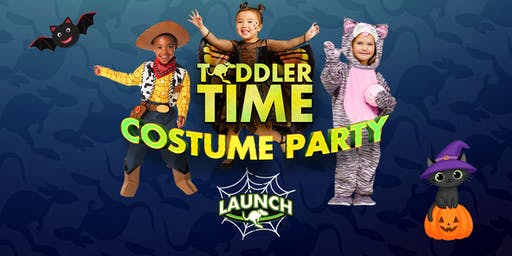 Costume Themed Toddler Time