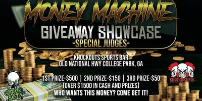 Money Machine Giveaway