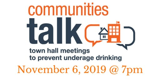 Franklin Community Town Hall on Underage Drinking