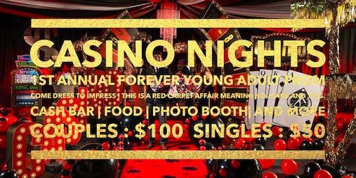 Casino Nights: Adult Prom
