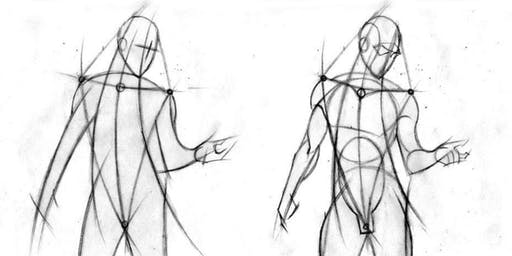 Long Pose figure Drawing: 4 sessions
