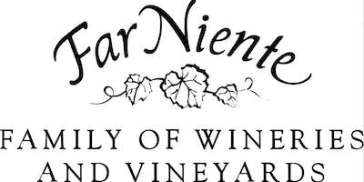 Far Niente Family of Wines Dinner at BRIX Wine Cellars