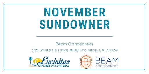 November Sundowner - Encinitas Chamber of Commerce