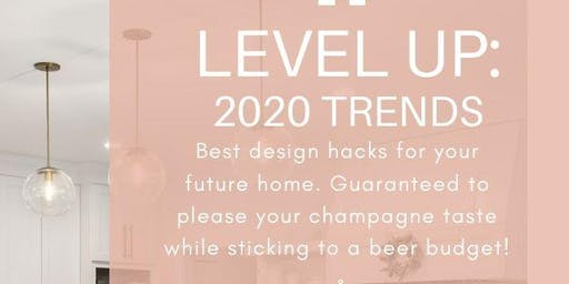 Level Up: 2020 Trends