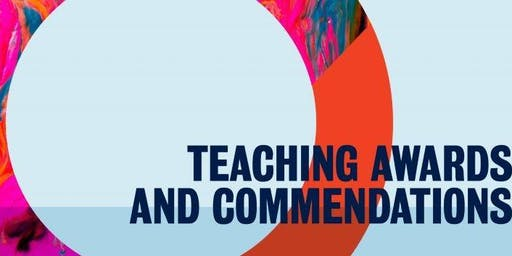 2019 Teaching Excellence Award Ceremony