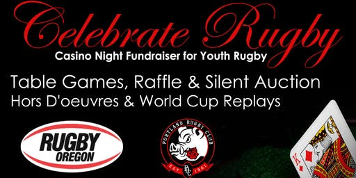 Casino Night Benefiting Oregon Youth Rugby