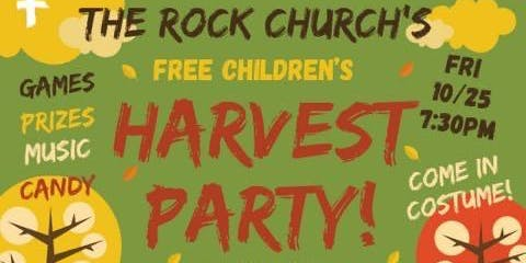 Free Harvest Party