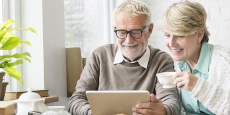 Tech Savvy Seniors: Introduction to social media - Tuggerah Library tickets