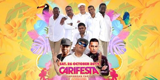 Carifesta Caribbean Party invites @SIX