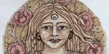 Autumn Woman Harvest Queen Workshop for Women - Glastonbury UK Feb 2020