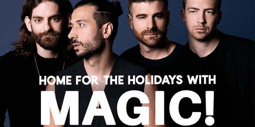 Home for the Holidays with Magic!