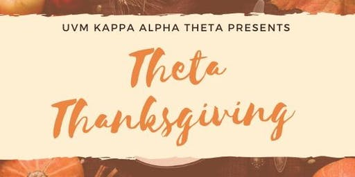 Theta Thanksgiving