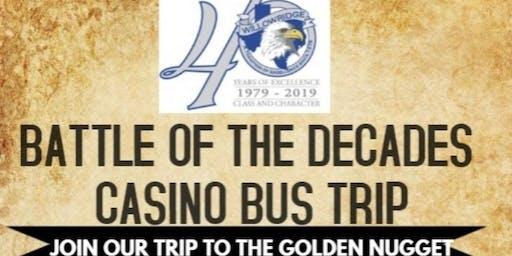 WHS 40th Anniversary Alumni Casino/Party Bus