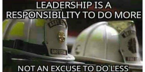 Preparing tomorrow's leaders today!