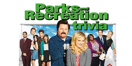 PARKS & REC Trivia at Rock Steady tickets