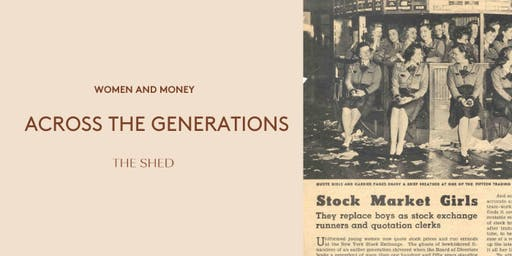 Women and Money Across the Generations - THE SHED