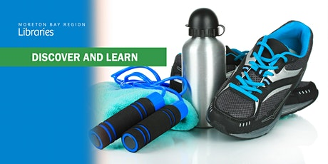 Be Your Own Personal Trainer - Bribie Island Library tickets