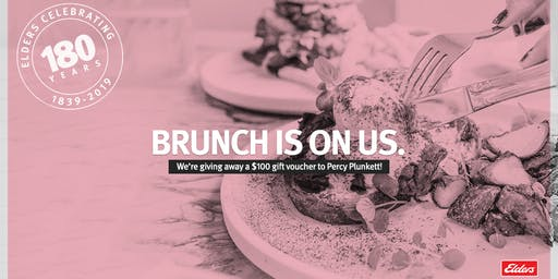 Win a $100.00 brunch voucher for you and a friend!