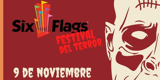 SIX FLAGS  Festival del terror