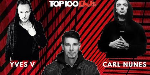Forbidden City: Halloween Party (3 x TOP100 DJ Awards - Triple Set)