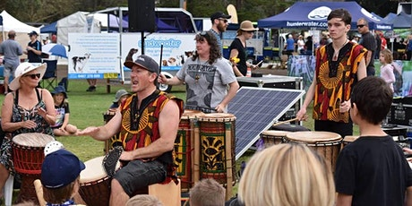 African Drumming in the Park tickets