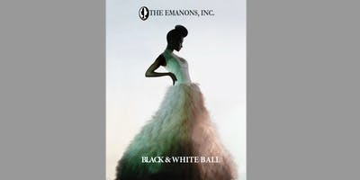 The Emanons, Inc. Black and White Ball