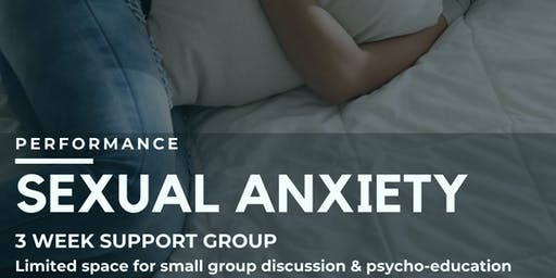 Sexual Anxiety Support Group