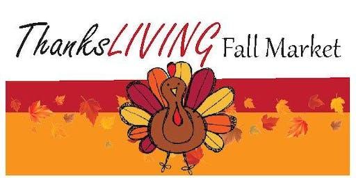 Thanksliving Fall Market