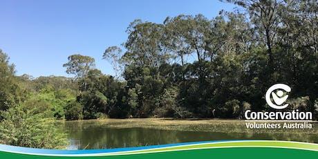 Restoring Wallacia's Wildlife Wonderlands! (Fowler Reserve) tickets