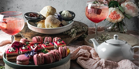 Pink Gin Afternoon Tea Buffet tickets