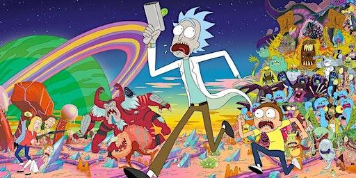 Rick & Morty Trivia Night