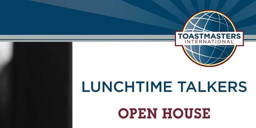 Lunchtime Talkers Open House
