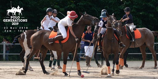 Fun-filled family polo event - ST. REGIS POLO GENERATIONS 2019