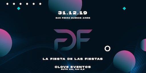 FDF: La Fiesta de las Fiestas.