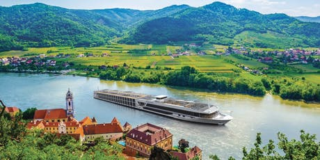 River Cruising and Touring with Travelmarvel Around the World - 6pm, Thursday 21st Modbury tickets