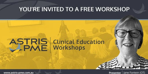 Astris PME Clinical Education Workshop - BRISBANE