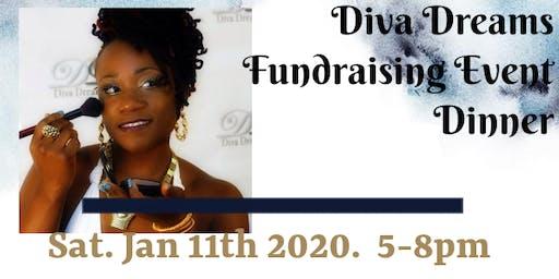 DivaDreams Fundraising Dinner