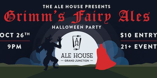 The Ale House Halloween Party | Grimm's Fairy Ales