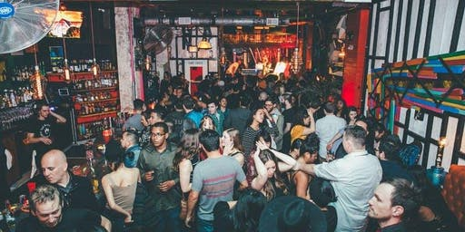 The Function: Hyphy vs Crunk with Hip Hop & RnB Night