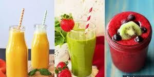 Smoothie.... Sip..... and Scan!