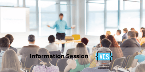 Vancouver Coding School Info Session!