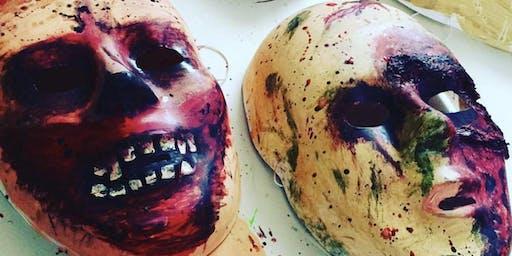 Mask Making Night