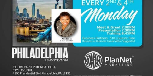 PlanNet Marketing Opportunity Meeting