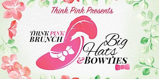 Think Pink Big Hats & Bowties Brunch