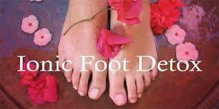 Ionic Foot Detox